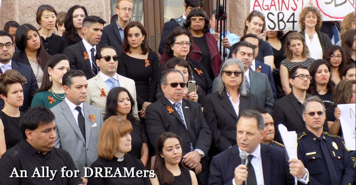 An Ally for DREAMers